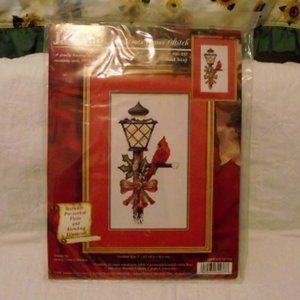 JANLYNN Christmas Counted Cross Stitch